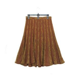 Cordelia Anthropologie Wool Mohair Skirt
